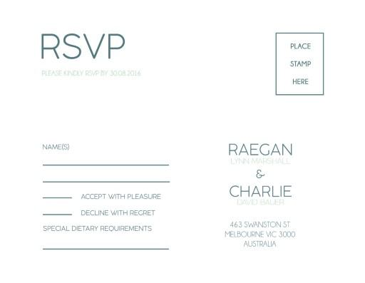 Lines - RSVP