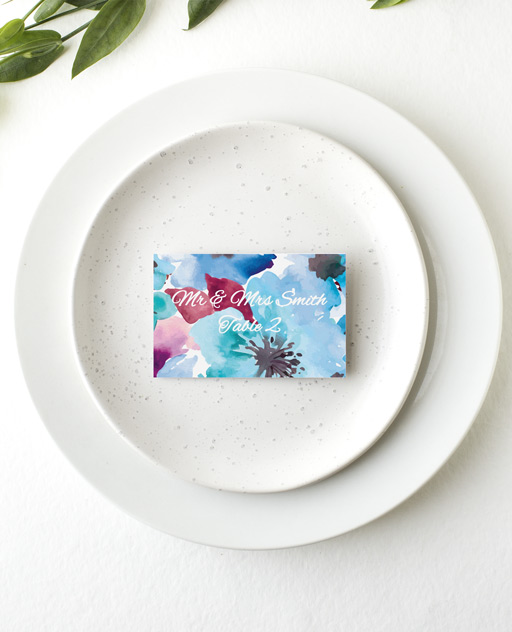 Spring - Place Cards