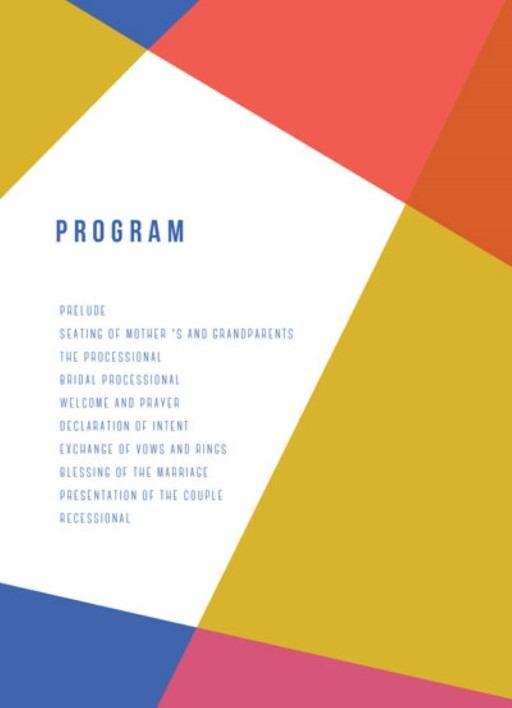 Tesselate - Program