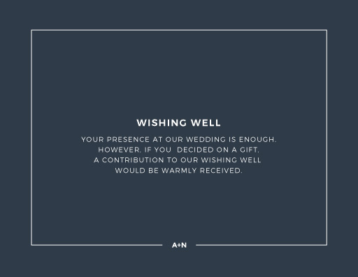Simplicity - Wishing Well