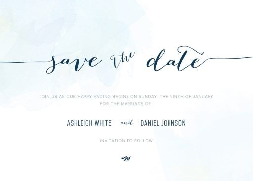 Save The Date Invitations & Cards | Designs By Creatives ...