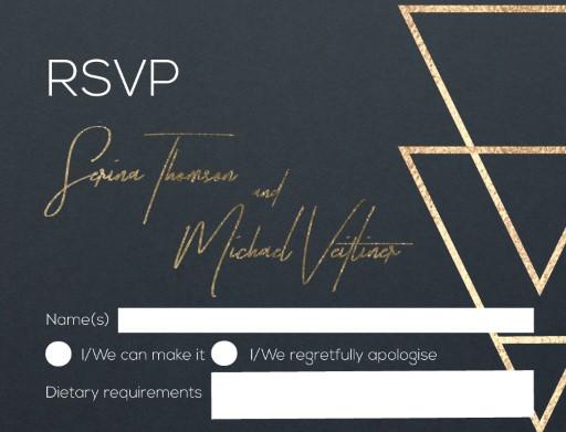 Veltliner - RSVP Cards