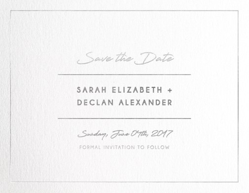 Watsons Bay Hotel - Save The Date