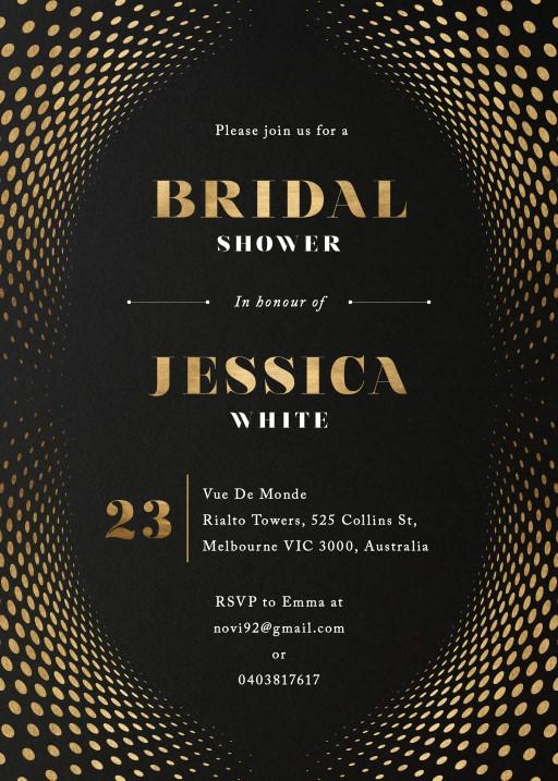 Bridal and Shine - Bridal Shower Invitations