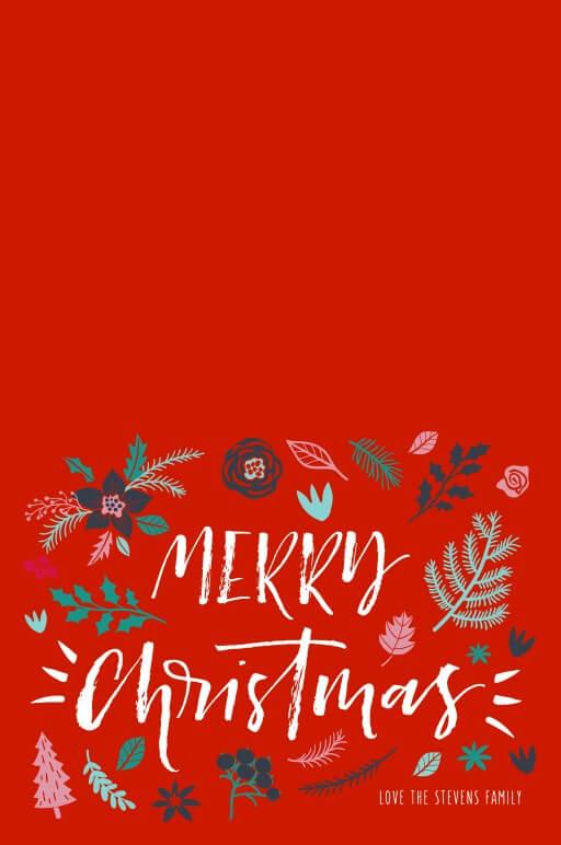 Merry little Christmas - Christmas