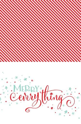 Merry Everything - Christmas