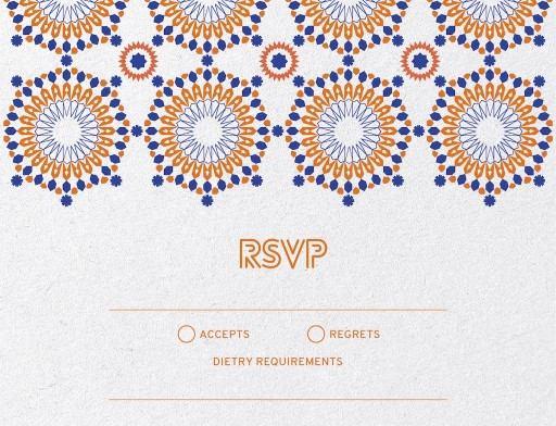 Kaleidoskop - RSVP Cards