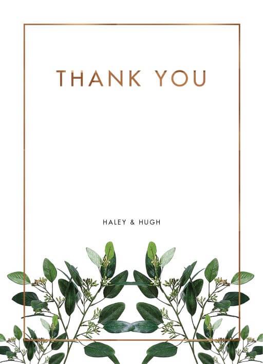 Garden Estate - Thank You