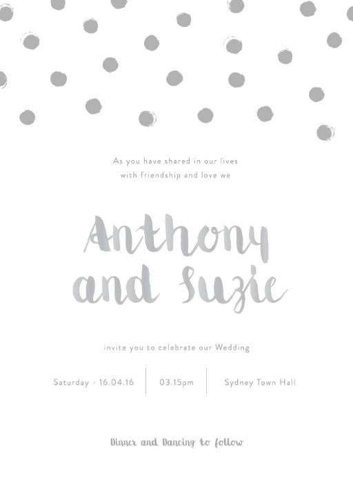 Spot - Invitations