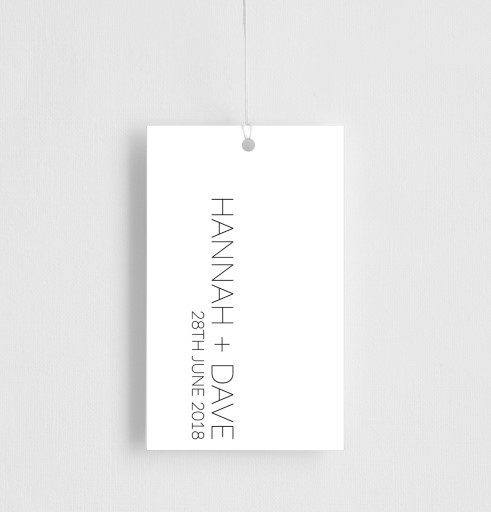 Narrow - gift tags