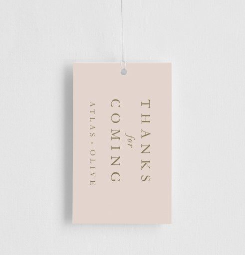 Atlas - Gift Tags