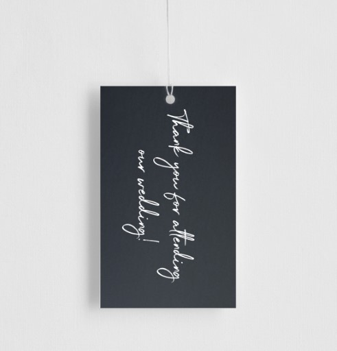 Moira Hughes Couture - Gift Tags