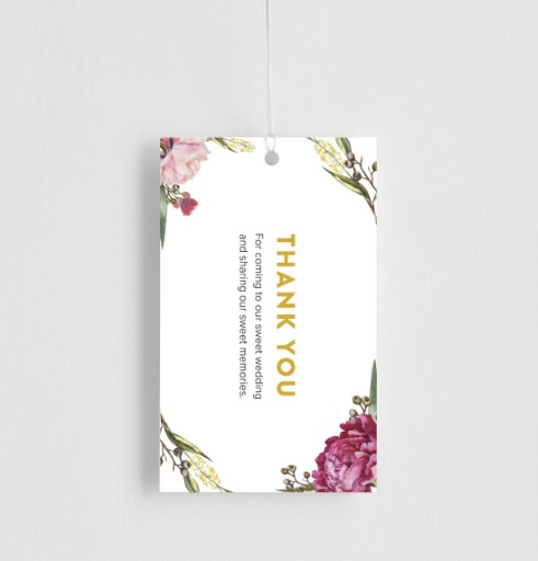 Garden Party - Gift Tags