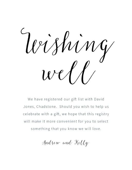 Rustic | Digital Printing | Wishing Well