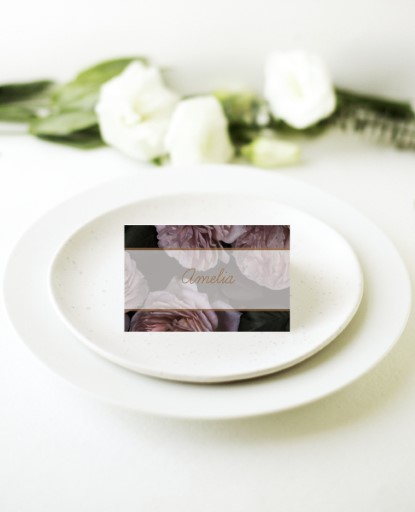 Myrtle Gentry - Place Cards