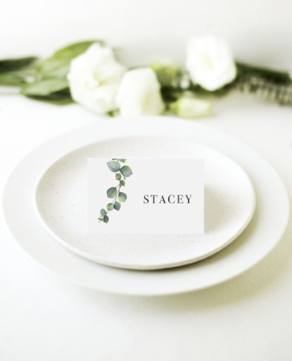 Eucalyptus - Place Cards