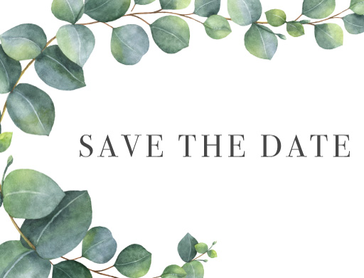 Eucalyptus - Save The Date