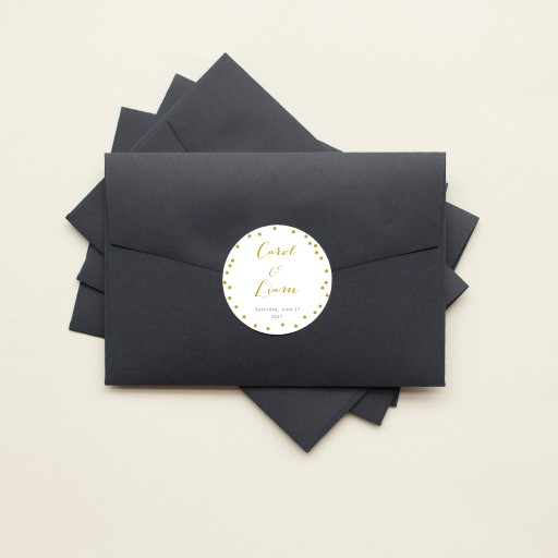 Goldie Dots - Stickers