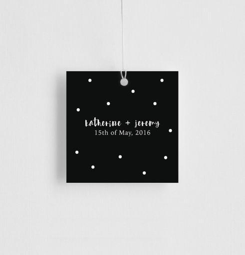 Dots - Gift Tags