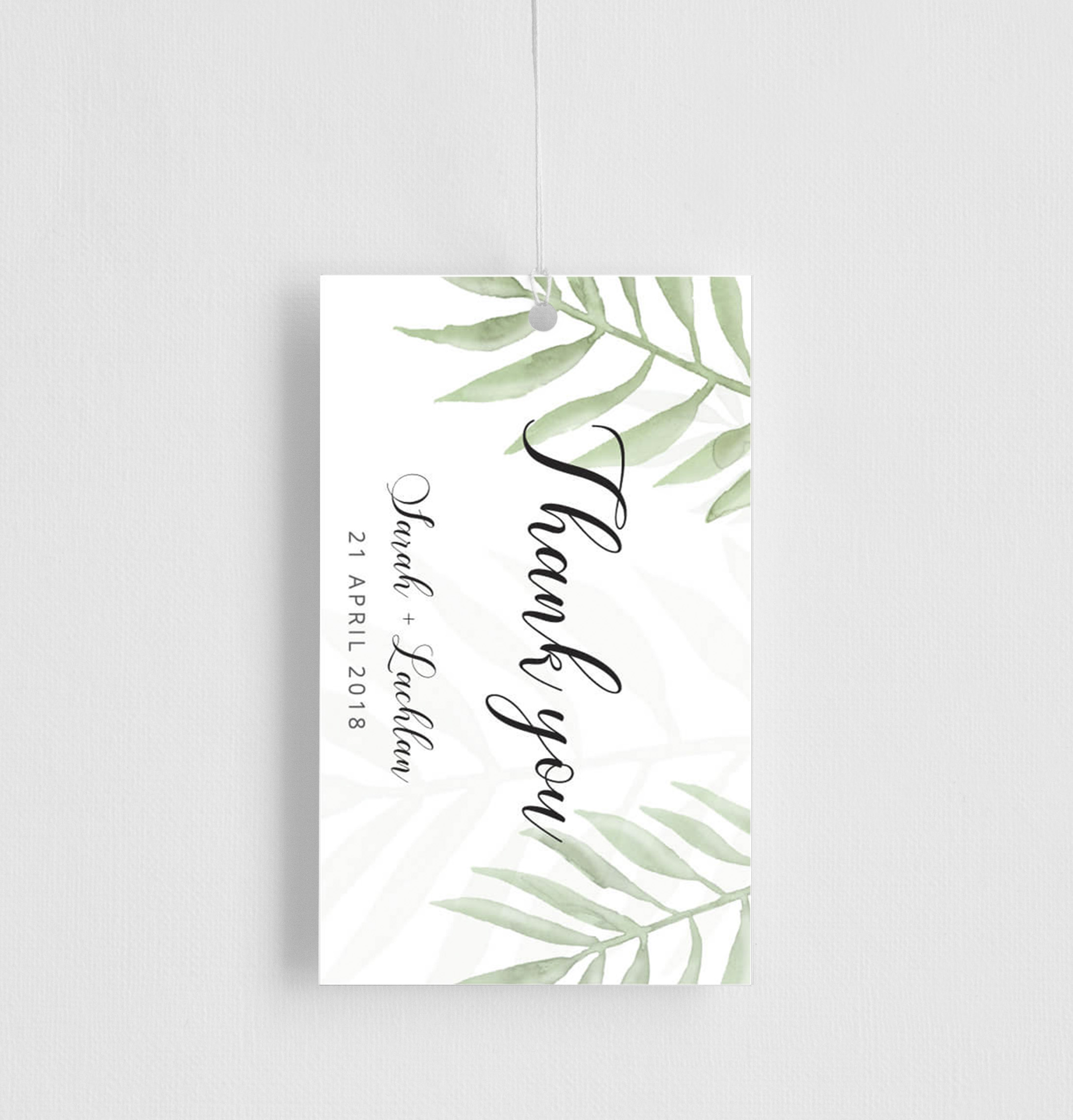 Forest Walk - gift tags