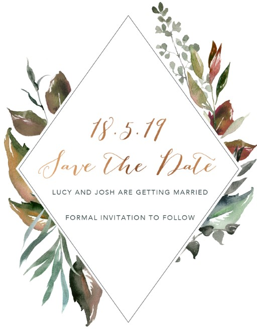 Melaleuca - Save The Date