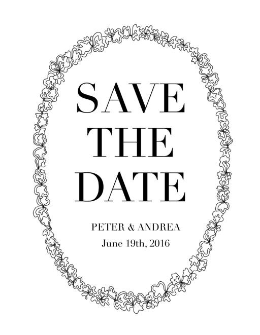 Doodle - Save The Date