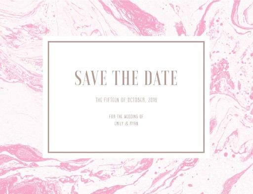 Sweet Marble - Save The Date