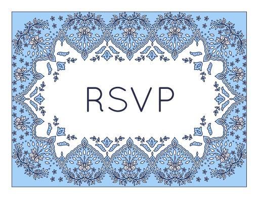Decorative Lace - RSVP
