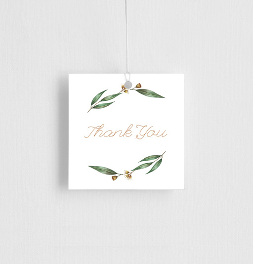 Under the Eucalyptus - Gift Tags