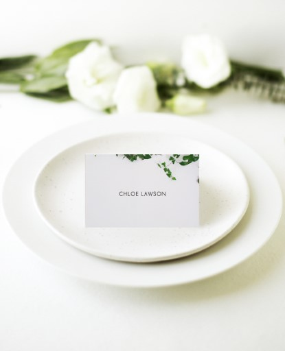 Ivy - Place Cards