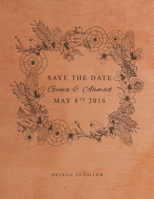 Nature - Save The Date