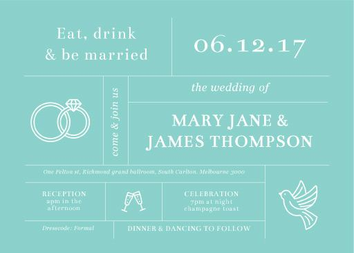 Type on Line - Invitations