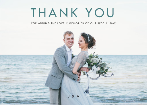Stylistically Green - Thank You Cards