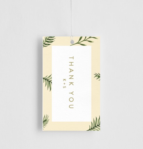 Sweet Tropical - Gift Tags