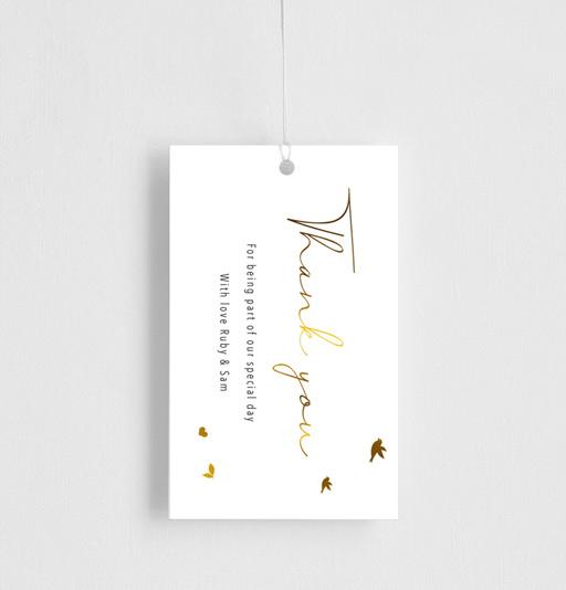 Love Tree - gift tags