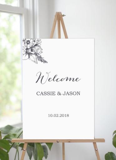Chic n Rustic - Wedding Signs