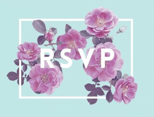 Rosehip - RSVP Cards
