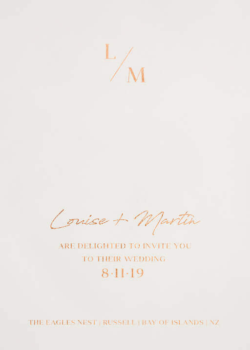 Adore - Wedding Invitations