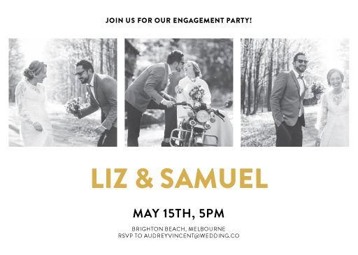 Photocards - Invitations