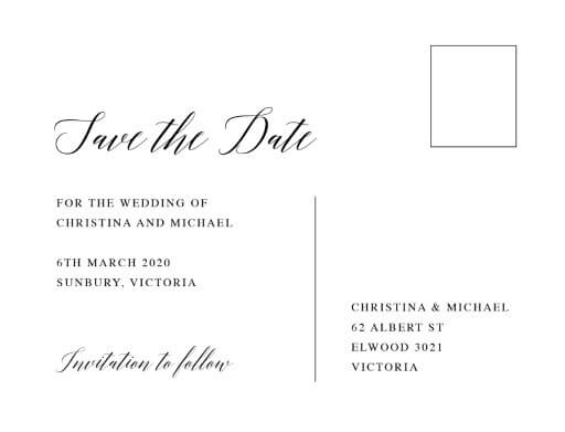 Athena's Crown - Save The Date