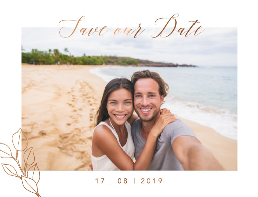 King Protea - Save The Date