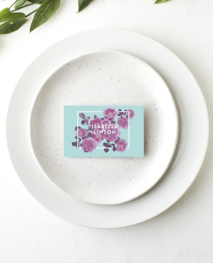 Rosehip - Place Card