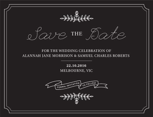 Botanic - Save The Date