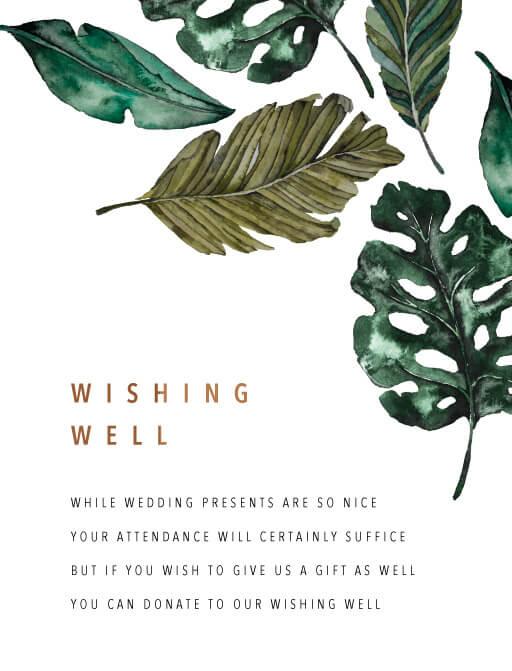 Moody Tropics - Wishing Well