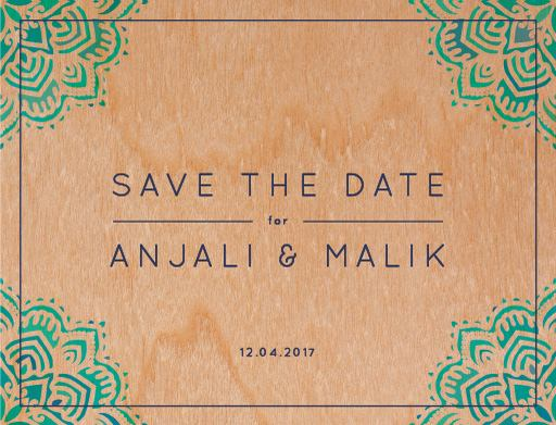 Namaste - Save The Date