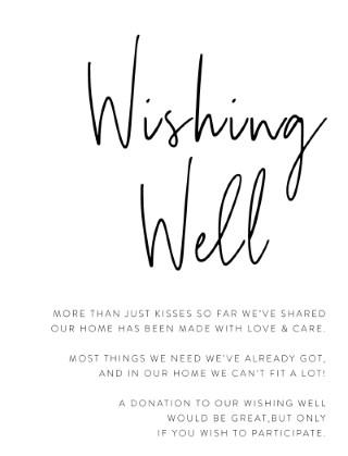 Linear - Wishing Well