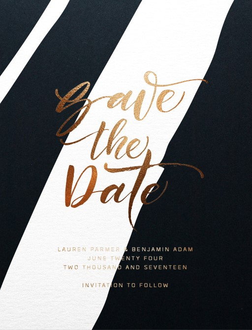 Become One - Save The Date