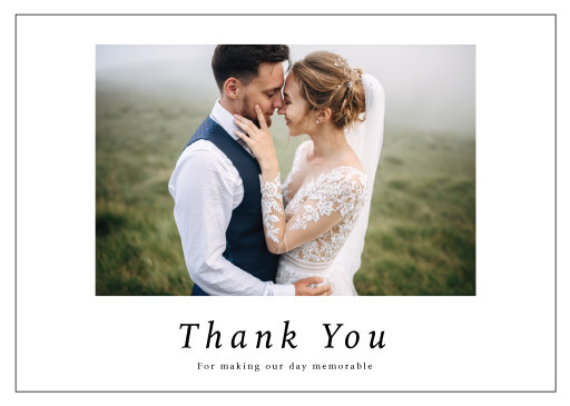 Love Land - Thank You Cards